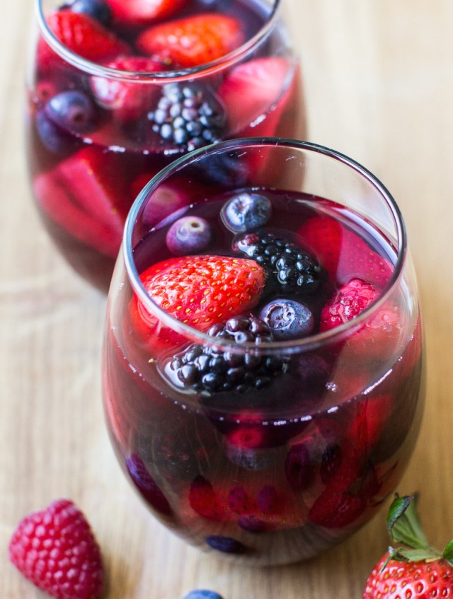 berries in jelly 4