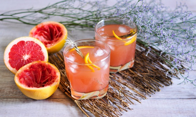 grapefruit cooler 1